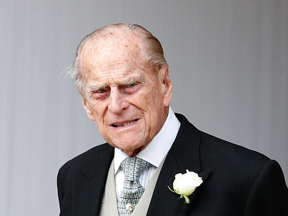 Prince Philip in 2018 (Alastair Grant/Getty Images)