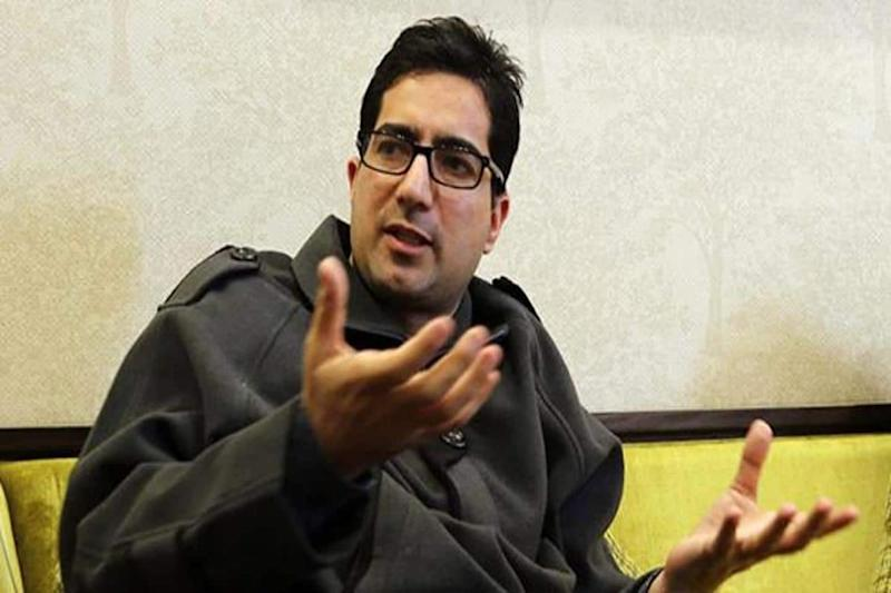 I Don't Have the Power to Undo August 5: Shah Faesal Resigns to Kashmir's New Reality