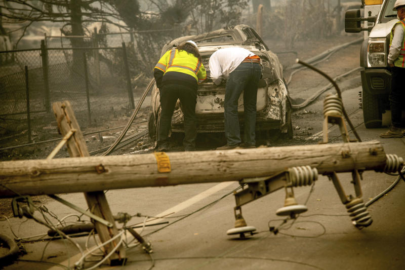 What utility's bankruptcy could mean for climate, victims