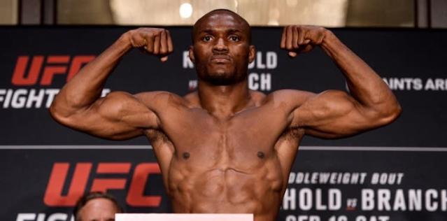 "<p><em>UFC Fight Night 129: Maia vs. Usman</em> marks the fight promotion's debut in Santiago, Chile. Despite the fight card traveling a rocky road to get here, following Friday's official weigh-in, the event is now set for Saturday at Movistar Arena. </p> <p>The fight card was initially slated to feature Kamaru Usman squaring off with fellow rising star Santiago Ponzinibbio, but the Argentinian fighter had to withdraw because of an injury. The UFC Fight Night 129 headliner did not suffer any drop-off, however, as former welterweight title challenger Demian Maia – who currently sits at No. 7 in the <a href=""https://www.mmaweekly.com/welterweight-division-170-pound-limit-mma-top-10"" rel=""nofollow noopener"" target=""_blank"" data-ylk=""slk:Welterweight Top 10 Rankings"" class=""link rapid-noclick-resp"">Welterweight Top 10 Rankings</a> – agreed to step in.</p> <p>The revamped main event is now official as Maia stepped on the scale at 171 pounds and Usman at 170 pounds.</p> <p>A light heavyweight battle between former champion Mauricio ""Shogun"" Rua and rising contender Volkan Oezdemir was supposed to occupy the co-main event slot. Issues surrounding travel because of an ongoing Oezdemir legal issue made it necessary to move that bout to the UFC Fight Night 134 fight card slated for July in Hamburg, Germany.</p> <p>In its absence, a pivotal strawweight bout between Alexa Grasso and Tatiana Suarez has moved into the co-headlining spot. The winner promises to make a move up the <a href=""https://www.mmaweekly.com/womens-strawweight-mma-top-10-rankings-115-pound-limit"" rel=""nofollow noopener"" target=""_blank"" data-ylk=""slk:Top 10 Rankings"" class=""link rapid-noclick-resp"">Top 10 Rankings</a> and edge closer to title contention.</p> <p>Grasso and Suarez each weighed 115 pounds at the official weigh-in.</p> <p>None of the fighters on the UFC Chile card had any issues with the scale.</p> <p><strong>TRENDING > <a href=""https://www.mmaweekly.com/who-is-the-favorite-if-chuck-liddell-and-tito-ortiz-fight-for-the-third-time"" rel=""nofollow noopener"" target=""_blank"" data-ylk=""slk:Who is the Favorite if Chuck Liddell and Tito Ortiz Fight for the Third Time?"" class=""link rapid-noclick-resp"">Who is the Favorite if Chuck Liddell and Tito Ortiz Fight for the Third Time?</a></strong></p> <h2><span><strong>UFC Fight Night 129: Maia vs. Usman Weigh-in Results</strong></span></h2> <p><span><strong>Main Card (10 p.m. ET on FS1)</strong></span></p> <ul> <li><span>Demian Maia (171) vs. Kamaru Usman (170)</span></li> <li><span>Alexa Grasso (115) vs. Tatiana Suarez (115)</span></li> <li><span>Jared Cannonier (205) vs. Dominick Reyes (205)</span></li> <li><span>Diego Rivas (136) vs. Guido Cannetti (136)</span></li> <li><span>Veronica Macedo (126) vs. Andrea Lee (125)</span></li> <li><span>Vicente Luque (170) vs. Chad Laprise (171)</span></li> </ul> <p><span><strong>Prelims (8 p.m. ET on FS2)</strong></span></p> <ul> <li><span>Zak Cummings (170) vs. Michel Prazeres (170)</span></li> <li><span>Brandon Moreno (125) vs. Alexandre Pantoja (125)</span></li> <li><span>Poliana Botelho (115) vs. Syuri Kondo (116)</span></li> <li><span>Gabriel Benitez (145) vs. Humberto Bandenay (145)</span></li> </ul> <p><span><strong>Early Prelims (6:30 p.m. ET on UFC Fight Pass)</strong></span></p> <ul> <li><span>Enrique Barzola (145) vs. Brandon Davis (146)</span></li> <li><span>Henry Briones (136) vs. Frankie Saenz (136)</span></li> <li><span>Claudio Puelles (154) vs. Felipe Silva (156)</span></li> </ul> <p>Tune-in to MMAWeekly.com on Saturday for full <a href=""https://www.mmaweekly.com/ufc-fight-night-129-chile-results-maia-vs-usman-full-results-and-live-fight-stats"" rel=""nofollow noopener"" target=""_blank"" data-ylk=""slk:UFC Fight Night 129: Maia vs. Usman Live Results and Fight Stats"" class=""link rapid-noclick-resp"">UFC Fight Night 129: Maia vs. Usman Live Results and Fight Stats</a>. The first bout is scheduled to begin at 6:30 p.m. ET / 3:30 p.m. PT.</p>"