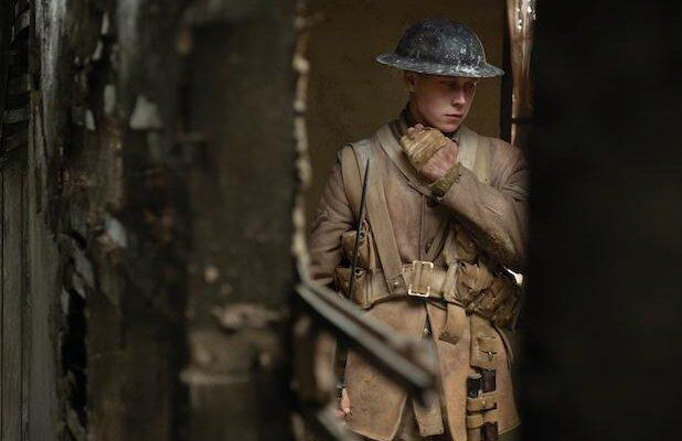 '1917' Lead George MacKay Has Surprise Connection to Film's Setting