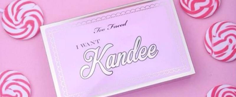 Everything We Know About the Too Faced I Want Kandee Palette