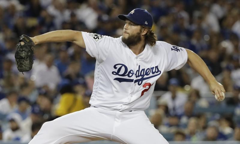 Clayton Kershaw's position as baseball's best pitcher is being challenged by Max Scherzer and Corey Kluber. (AP)
