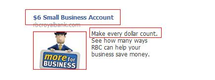 royal bank canada ad facebook