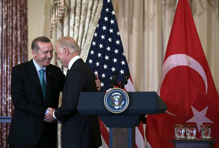 Biden urges pressure on Turkey over Greece tensions