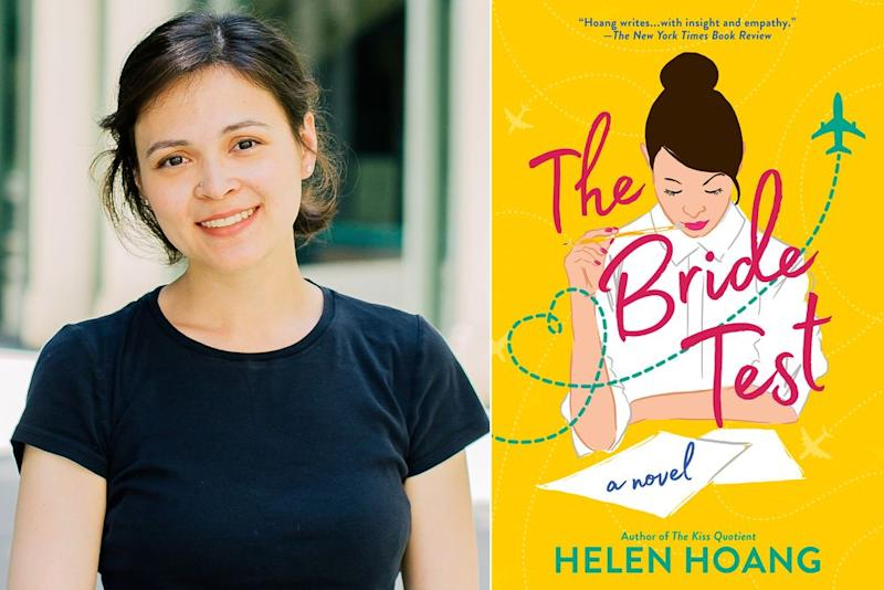 Graeme Simsion and Helen Hoang talk writing autistic characters