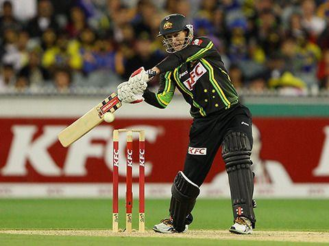 Australian T20 captain George Bailey. Image by Getty Images