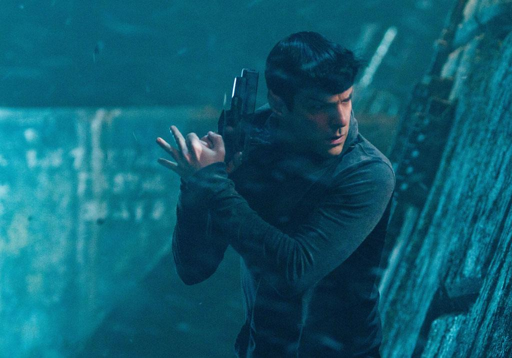 "Zachary Quinto in Paramount Pictures' ""Star Trek Into Darkness"" - 2013"