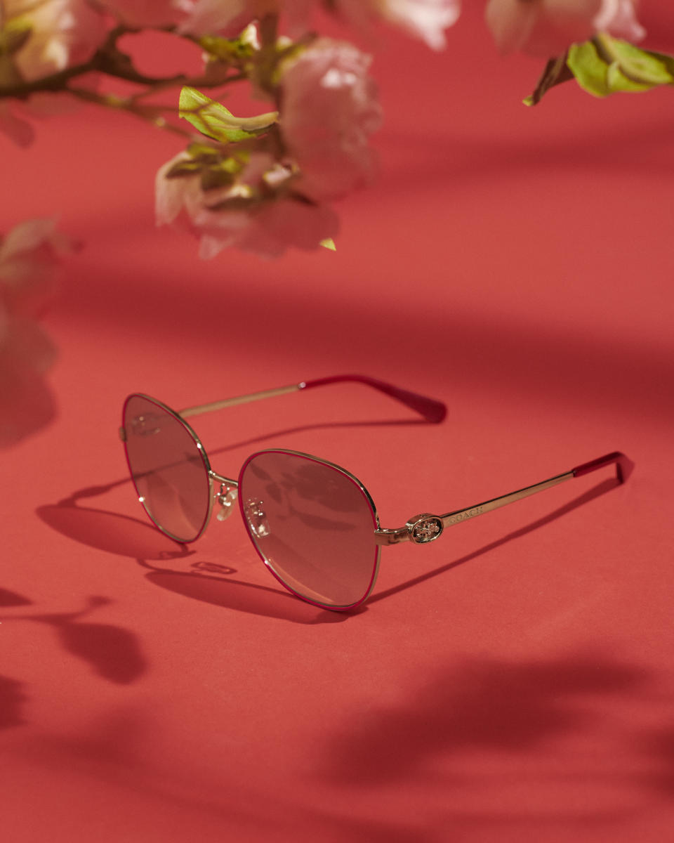 Coach Lunar New Year 2021 collection. (PHOTO: Luxottica)