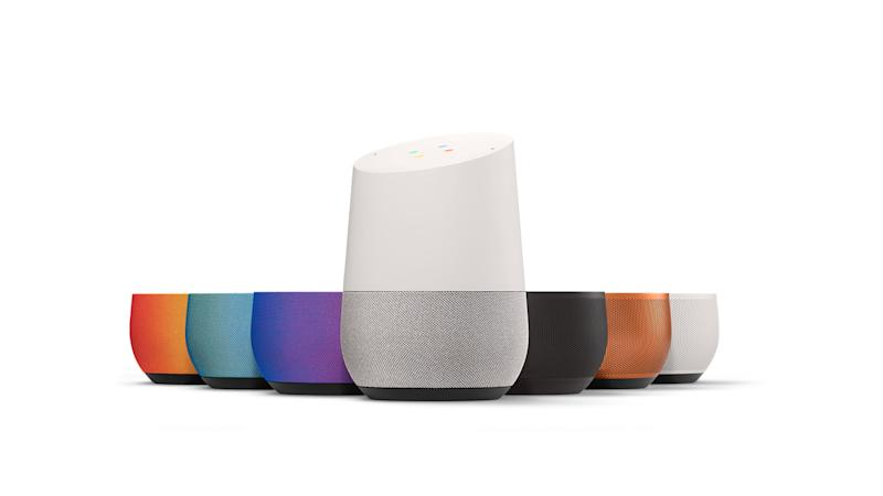 Google Brings Technology Home With New Product Line Up