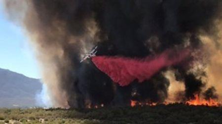 Cal Fire: One killed in Klamathon Fire burning in Siskiyou County