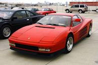 <p>Ask a layman to picture a Ferrari and the Testarossa is likely what comes to mind. The boxer 12-cylinder engine and unmistakable appearance make the Testarossa still the definitive Ferrari.</p>