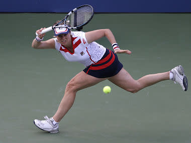 Aided by steely resolve Kim Clijsters defies age, injuries and personal loss to embark on remarkable sporting comeback