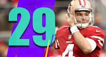 <p>Nick Mullens has been good enough that the 49ers should feel OK if Jimmy Garoppolo's ACL recovery goes slow and Mullens has to start a game or two next season. (Nick Mullens) </p>