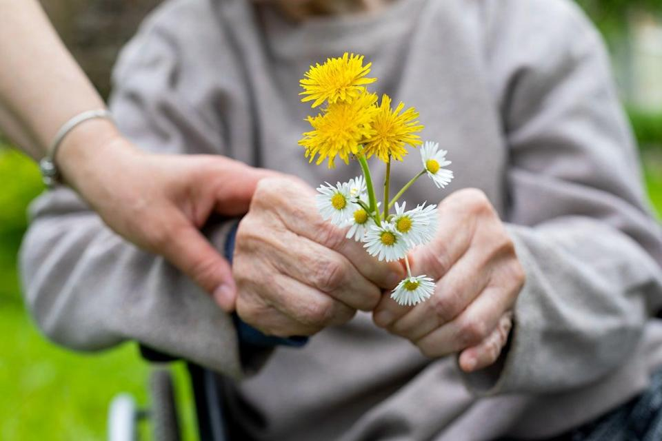 <p>People with dementia 'worst hit' by pandemic, says Alzheimer's Society</p> (Getty/iStock)