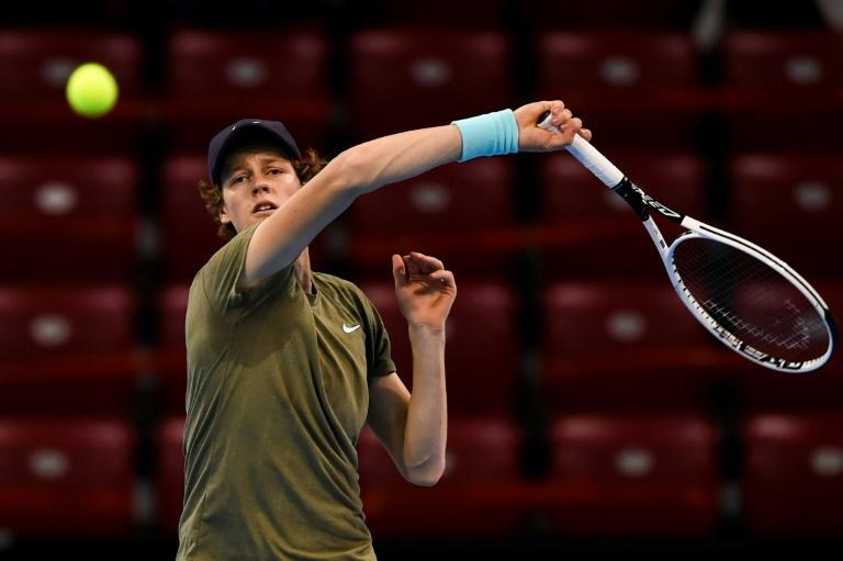 Teenager Jannik Sinner on Saturday became the youngest Italian in the modern era to win an ATP Tour event when he defeated Canada's Vasek Pospisil in the Sofia final
