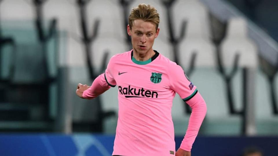 Frenkie De Jong supo adaptarse a las mil maravillas | Chris Ricco/Getty Images