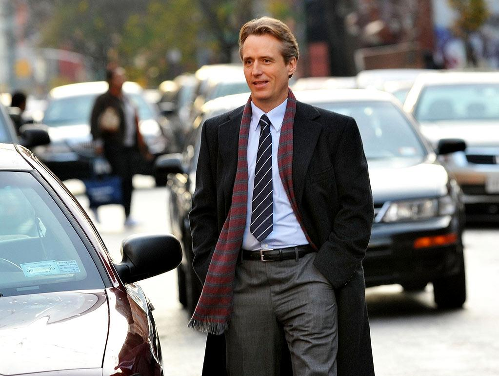 "Linus Roache is bringing back Michael Cutter, his ""<a href=""/law-order/show/31665"">Law & Order</a>"" character, for a spin on ""<a href=""/law-order-special-victims-unit/show/131"">SVU</a>."" Roache's character has been promoted to bureau chief of the district attorney's office."