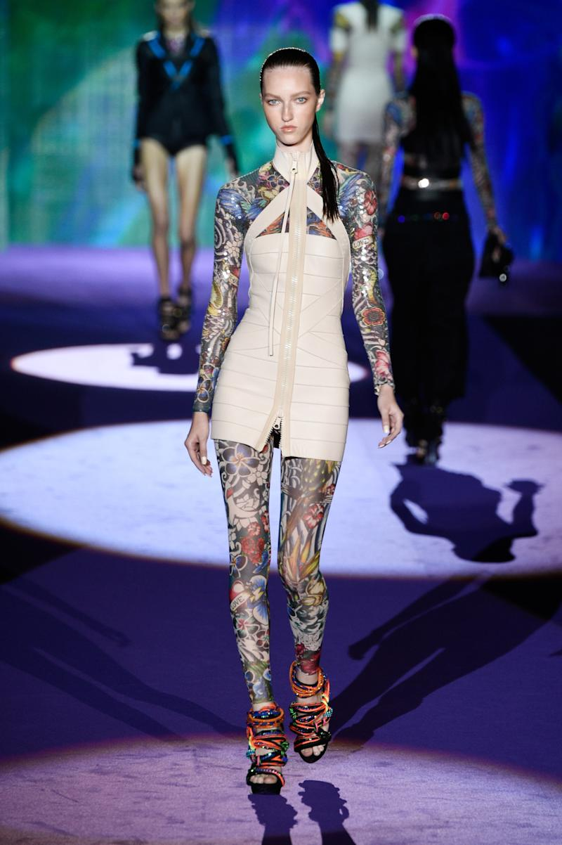 Ed Hardy, Take 2? Tattoo Illusion Sleeves Are Back