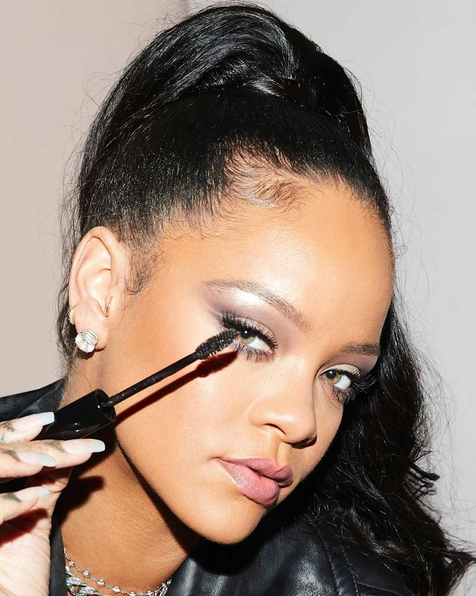 """<p>We'd say Fenty Beauty was the celebrity beauty brand to end all beauty brands, but it seems it may be the one that really got the ball rolling. After <a href=""""https://www.allure.com/story/how-rihanna-fenty-beauty-has-changed-the-beauty-industry?mbid=synd_yahoo_rss"""" rel=""""nofollow noopener"""" target=""""_blank"""" data-ylk=""""slk:launching in September 2017"""" class=""""link rapid-noclick-resp"""">launching in September 2017</a>, Rihanna's makeup brand gave both star-powered and sans-celeb beauty brands new goals to strive for, like significantly broader foundation shade ranges than what we'd reluctantly become used to. And while the world waited for new music from Rihanna, she decided to expand her aesthetic empire instead with the launch of Fenty Skin, an inclusive skin-care line that invites anyone and everyone to get glowing like its founder.</p> <p><strong>Star product:</strong> <a href=""""https://shop-links.co/1747509250680803036"""" rel=""""nofollow noopener"""" target=""""_blank"""" data-ylk=""""slk:Fenty Beauty Gloss Bomb"""" class=""""link rapid-noclick-resp"""">Fenty Beauty Gloss Bomb</a> ($19) turned <em>Allure</em> editorial assistant Gabi Thorne into a bonafide <a href=""""https://www.allure.com/review/fenty-beauty-by-rihanna-gloss-bomb?mbid=synd_yahoo_rss"""" rel=""""nofollow noopener"""" target=""""_blank"""" data-ylk=""""slk:lip gloss convert"""" class=""""link rapid-noclick-resp"""">lip gloss convert</a>. """"Thanks to the shea butter in the formula, my lips always stay hydrated while wearing Gloss Bomb, and the formula doesn't leave lips sticky or tacky like other glosses,"""" she says of the Readers' Choice Award winner.</p>"""