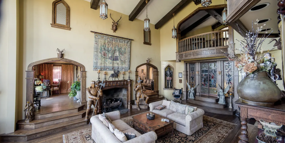 Photo credit: Airbnb / Highlands Castle