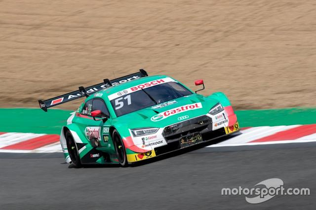 "Nico Müller, Audi Sport Team Abt Sportsline, Audi RS 5 DTM <span class=""copyright"">Paul Foster</span>"