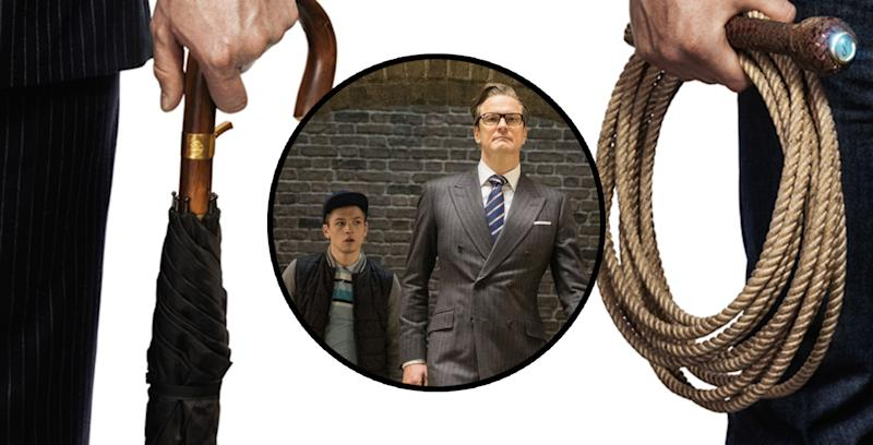 Colin Firth and Taron Egerton return for 'Kingsman: The Golden Circle' (20th Century Fox)