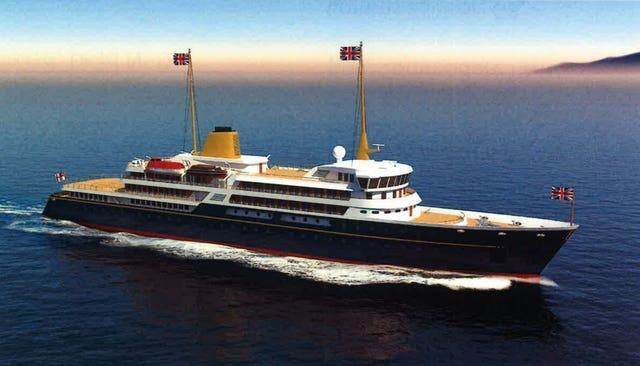 Artist's impression of a new national flagship