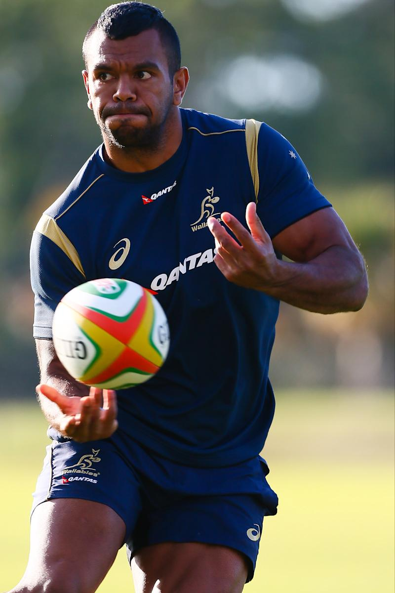 Rugby Union - Wallaby assistant holds out Beale hope