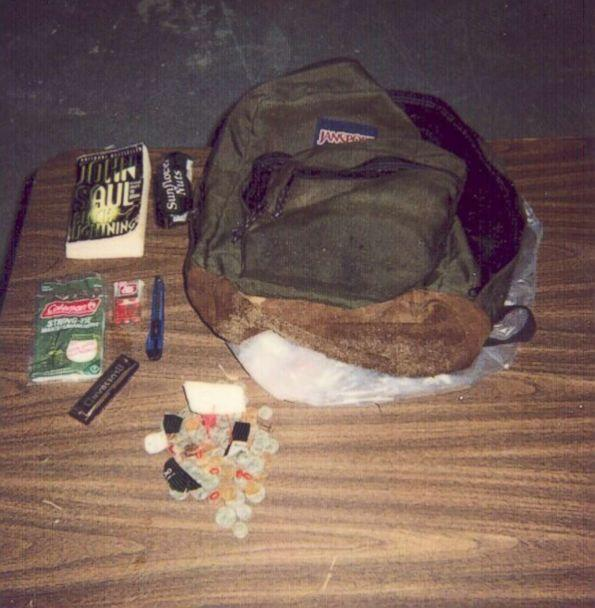 Lenna said Cary Stayner always carried a backpack. Authorities described it as his 'murder kit.' (Jeff Rinek)