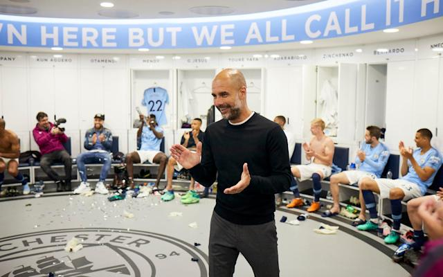 Manchester City's new Amazon Prime series All Or Nothing takes you inside the club