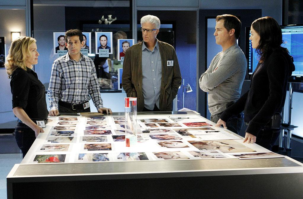 <b>CSI</b> (CBS) – Looking Good