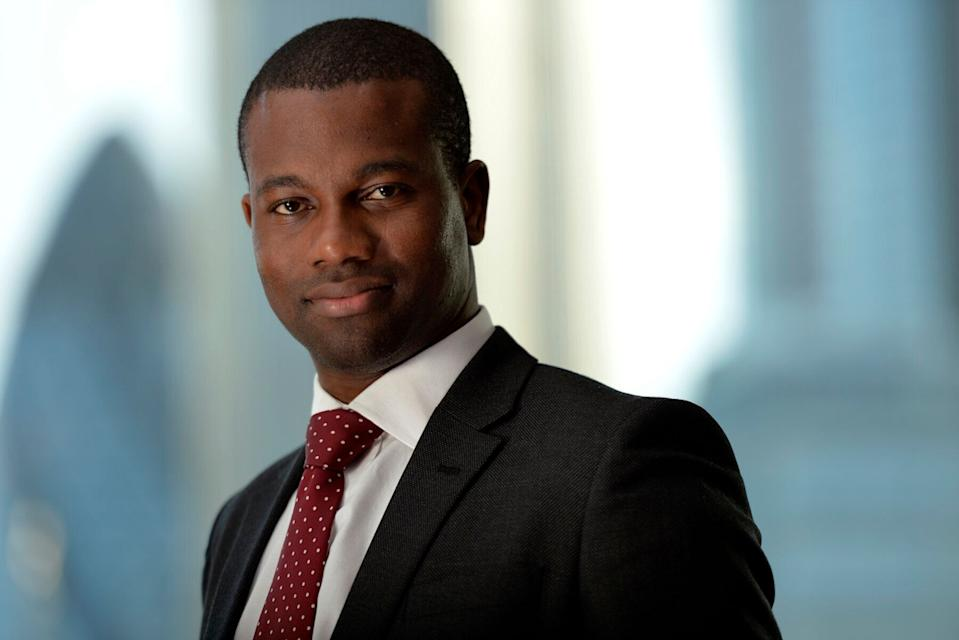 Legal & General Investment Management's Justin Onuekwusi