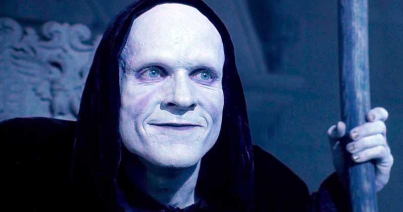 William Sadler as Death in Bill & Ted's Bogus Journey (Credit: Orion Pictures)