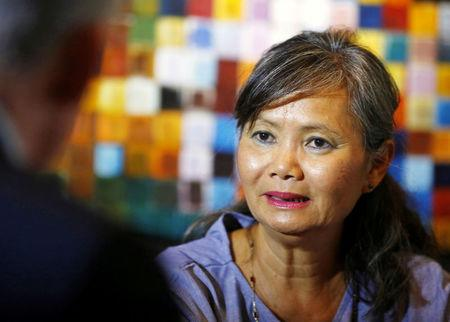 Cambodia opposition says determined to run in 2018 elections