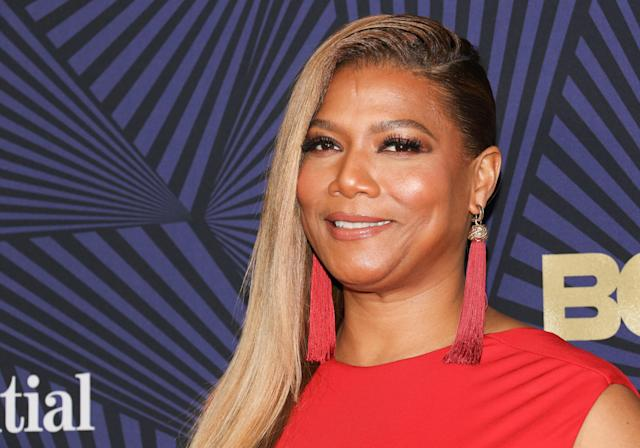 Queen Latifah is launching Queen Collective to accelerate gender and racial equality behind the camera by creating distribution for films made by diverse female directors. (Photo: Paul Archuleta/FilmMagic)