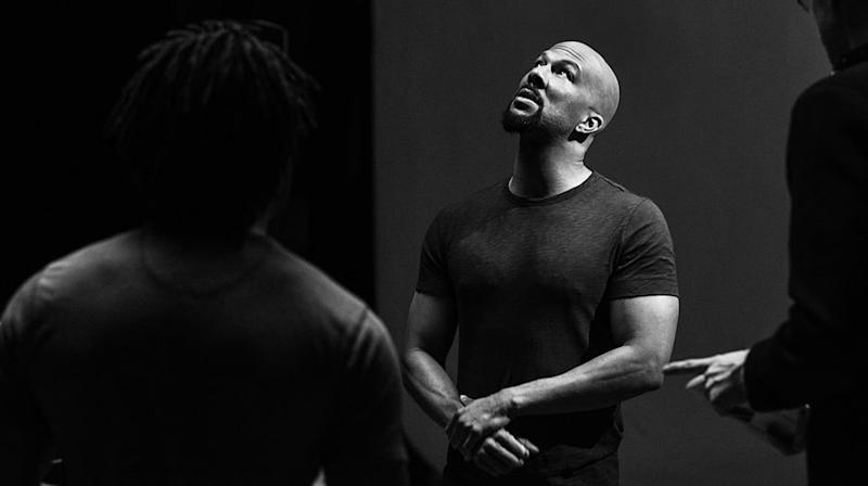 Watch Common Talk Dangers of Blindness in New Video
