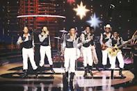 """<p>Founded in 1969, the band has performed continuously longer than any other R&B group. Along the way, they earned two Grammy Awards, five Top Ten R&B hits, nine Top Ten pop hits, and 31 gold and platinum albums. Their music has been featured on the soundtracks of <u>Rocky</u>, <u>Saturday Night Fever</u>, and <u>Pulp Fiction</u>. With strong harmonies and a distinctive sound, they turned out one hit after another including <a href=""""https://www.amazon.com/Ladies-Night/dp/B07GHNW8MD/?tag=syn-yahoo-20&ascsubtag=%5Bartid%7C10063.g.35225069%5Bsrc%7Cyahoo-us"""" rel=""""nofollow noopener"""" target=""""_blank"""" data-ylk=""""slk:""""Ladies' Night"""""""" class=""""link rapid-noclick-resp"""">""""Ladies' Night""""</a> (1979), <a href=""""https://www.amazon.com/Celebration/dp/B000VZRA4S/?tag=syn-yahoo-20&ascsubtag=%5Bartid%7C10063.g.35225069%5Bsrc%7Cyahoo-us"""" rel=""""nofollow noopener"""" target=""""_blank"""" data-ylk=""""slk:""""Celebration"""""""" class=""""link rapid-noclick-resp"""">""""Celebration""""</a> (1980), <a href=""""https://www.amazon.com/Get-Down-On-It/dp/B00T997YKW/?tag=syn-yahoo-20&ascsubtag=%5Bartid%7C10063.g.35225069%5Bsrc%7Cyahoo-us"""" rel=""""nofollow noopener"""" target=""""_blank"""" data-ylk=""""slk:""""Get Down on It"""""""" class=""""link rapid-noclick-resp"""">""""Get Down on It"""" </a>(1981), <a href=""""https://www.amazon.com/Joanna/dp/B07GM3PDCB/?tag=syn-yahoo-20&ascsubtag=%5Bartid%7C10063.g.35225069%5Bsrc%7Cyahoo-us"""" rel=""""nofollow noopener"""" target=""""_blank"""" data-ylk=""""slk:""""Joanna"""""""" class=""""link rapid-noclick-resp"""">""""Joanna"""" </a>(1983), <a href=""""https://www.amazon.com/Fresh/dp/B07GM3KK6V/?tag=syn-yahoo-20&ascsubtag=%5Bartid%7C10063.g.35225069%5Bsrc%7Cyahoo-us"""" rel=""""nofollow noopener"""" target=""""_blank"""" data-ylk=""""slk:""""Fresh"""""""" class=""""link rapid-noclick-resp"""">""""Fresh"""" </a>(1984) and <a href=""""https://www.amazon.com/dp/B07GM3PQBR/?tag=syn-yahoo-20&ascsubtag=%5Bartid%7C10063.g.35225069%5Bsrc%7Cyahoo-us"""" rel=""""nofollow noopener"""" target=""""_blank"""" data-ylk=""""slk:""""Cherish"""""""" class=""""link rapid-noclick-resp"""">""""Cherish""""</a> (1985).</p>"""