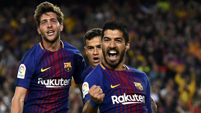 The Camp Nou giants have collected a domestic double in 2017-18, but they will be back in the market for fresh faces when the transfer window opens