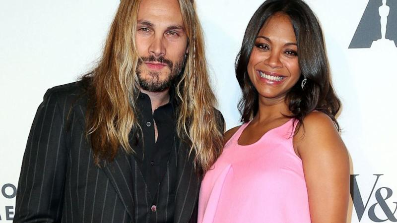 Zoe Saldana and Marco Perego Welcome Twin Boys Cy and Bowie