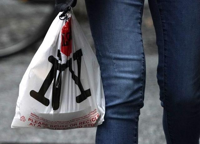 Banned! New York sends plastic bags packing