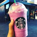<p>People lost their minds when the Unicorn Frappuccino was released, but have you heard of Disneyland's take on it? The Pink Pegasus Frappuccino is a blend of the White Chocolate Mocha Frappuccino with raspberry syrup and pink powder. You can taste the magic!</p>