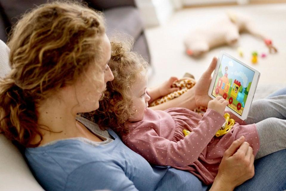 StoryToys has produced apps with many leading children's brands (StoryToys)