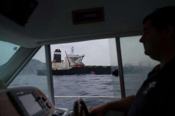 Authorities continue to detain Iranian tanker Grace 1 which defied EU rules off the British overseas territory Gibraltar, as Iran raises tensions in the Gulf with retaliatory acts (AFP/Getty Images)