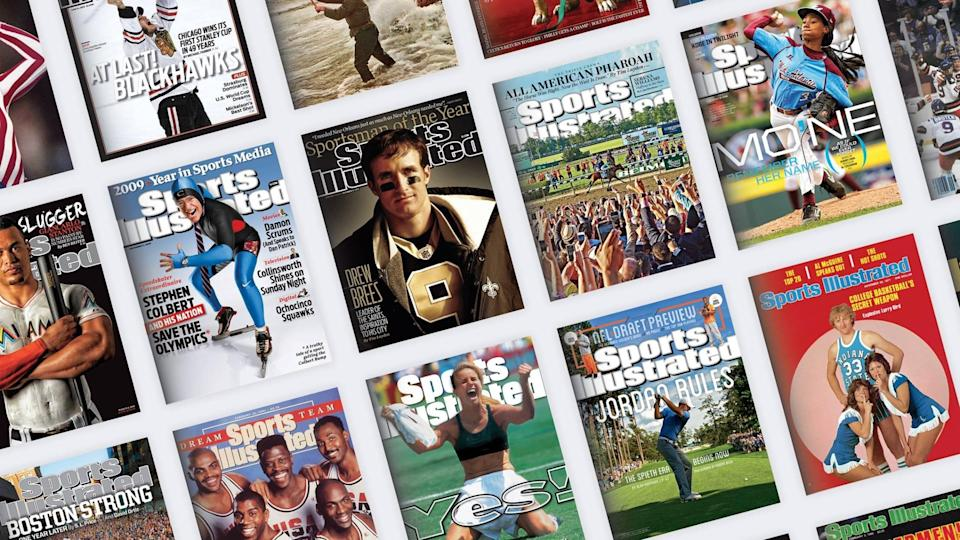 Best gifts for boyfriends: Sports Illustrated