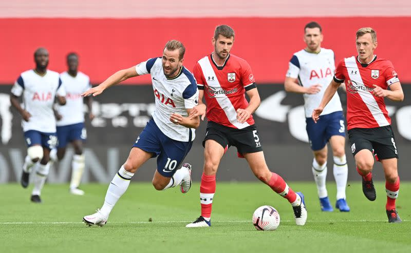 Kane shows there's more to his game than goals
