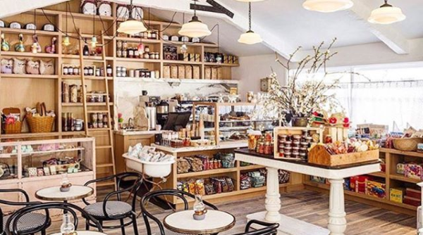 The unique restaurant, that opened in March 2016, is a popular spot with celebrity mums. Source: Instagram