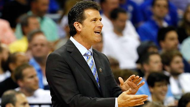 In comments that leave no room for interpretation, coach Steve Alford insisted he's staying at UCLA and that he has no interest in Indiana.