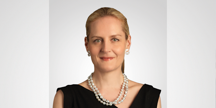 16) Hannah Grove, EVP, chief marketing officer, Member of the Management Committee, State Street Corporation. Photo: State Street Corporation