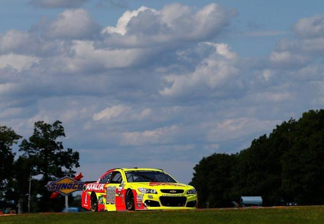 "<a class=""link rapid-noclick-resp"" href=""/nascar/sprint/drivers/88/"" data-ylk=""slk:Dale Earnhardt Jr."">Dale Earnhardt Jr.</a> is 23rd in the points standings. (Getty)"